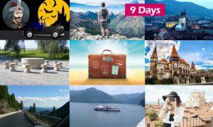 9 days Private tours in Romania 627x376